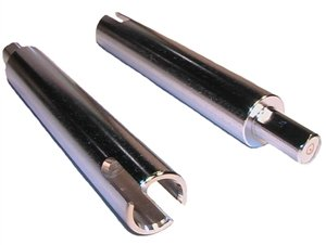 Custom Cylinders Socket Jenie For Fleetwood & Coleman Pop-Up Campers Before 2005 - LVSG-875