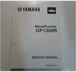 Yamaha owners manual book 2007 waverunner gp 1300 r   ebay.