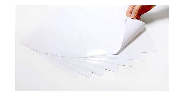 150 hojas de papel adhesivo A4-150 etiquetas DIN 4
