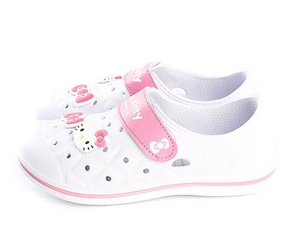 Girls US Casual Clogs Pool 8 for Lovely YOMI Shoes Women Size Kitty White Hello House Iv7w0R