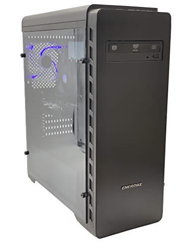 AVGPC MAX III Gaming PC RYZEN 3 1200 4-Core 3.1 GHz (3.4 GHz Turbo), 8GB DDR4, GTX 1650 4GB, 500GB SSD, WiFi, Win 10 Pro