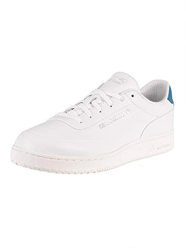 New Balance Men's CT Alley Leather Trainers, White