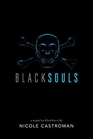 book cover of Blacksouls