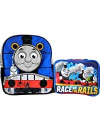 Thomas The Train Backpack Full Size School Backpack