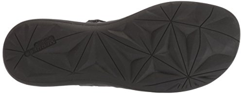 Duskair Women's Sandals Merrell Seaway LTR Post Black q5xfn1Czw