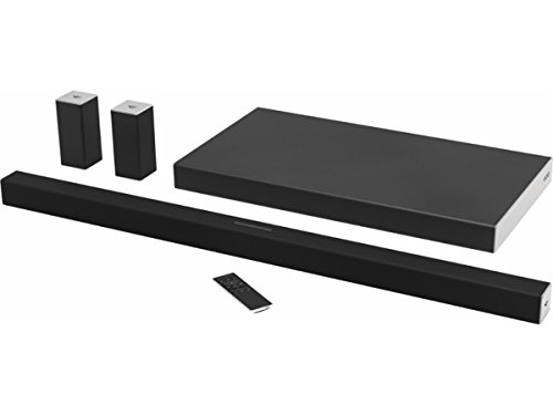 "VIZIO SB4051-D5 Smartcast 40"" 5.1 Slim Sound Bar System (Certified Refurbished) by VIZIO"