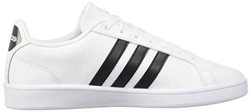 Adidas Neo Vrouwen Cloudfoam Voordeel W Mode Sneaker Wit / Zwart / Wit
