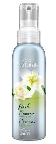 Avon Naturals Lily & Gardenia Body Spray 100ml