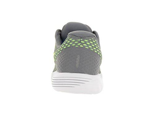 Nike Herren Lunarglide 8 Laufschuhe COOL GREY/VOLT-ANTHRACITE