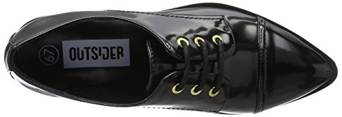 SIXTY SEVEN Sixtyseven Cerrados, Damen Sneaker Schwarz