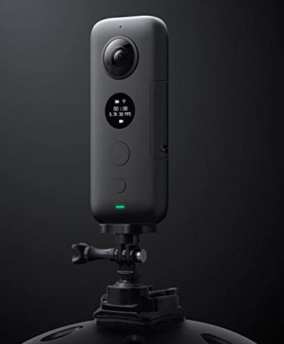 31Fsj 3SzzL - Insta360 ONE X 360 Action Camera, 5.7K Video and 18MP Photos, with Flowstate Stabilization, Real Time WiFi Transfer (SD Card Sold Independently, V30 MicroSDXC is Required)