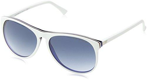 s De Armani Lunettes Jeans blue 9801 Soleil white Bleu Ea Mixte qSwtXWtZ