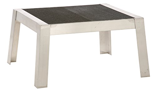 """Prairie View Ind. Food Service XDR2024-12 Platform Step Stool with Traction Tape, 24"""" Width x 12"""" Height x 20"""" Length"""