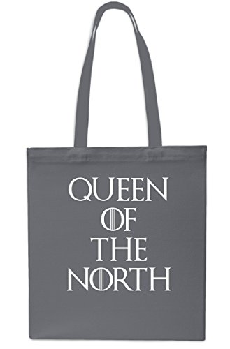 litrest The Black 42cm 10 Small Queen Beach Shopping North Gym x38cm Grey Tote Bag of Tq5PqwF