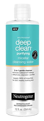 Neutrogena Deep Clean Purify Micellar Cleansing Water 11.3 Ounce (334ml)