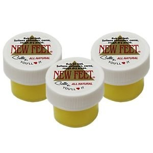 Price comparison product image Bette K's New Feet-Trail Size Bette K's 0.75 oz Cream (pack of 3)