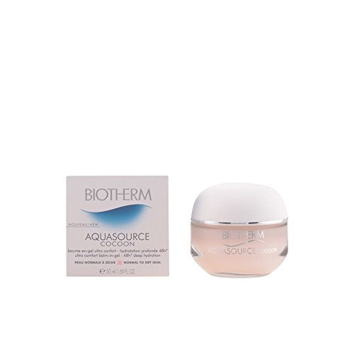 Biotherm Aquasource femme/women, Cocoon Ultra comfort balm-in-gel 48hr deep hydration, 1er Pack (1 x 50 g)