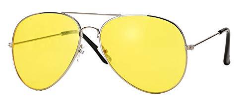 4sold Uniseks zonnebril voor nachtritten, nachtrijden