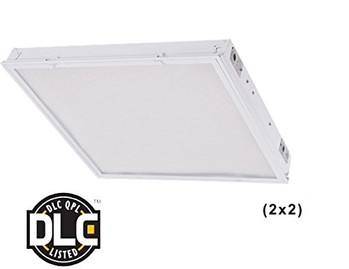 45W LED 2X2 CEILING TROFFER LAY-IN Fixture, 4000K, 4200 Lumens
