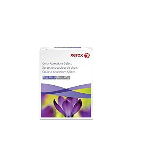 Xerox Digital Color Xpressions+ - Plain paper - white - Letter A Size (8.5 in x 11 in) - 500 sheet(s) (2, 500 Sheets)