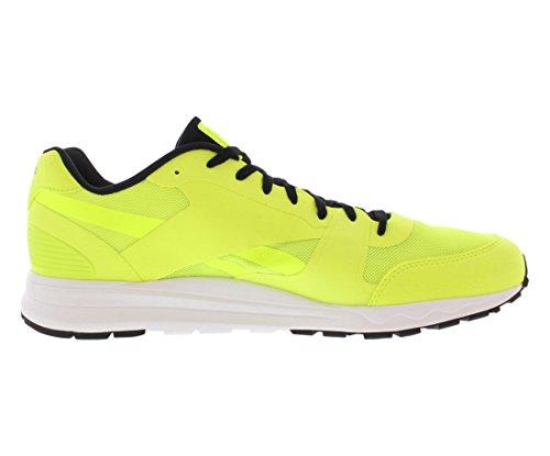 Reebok Mens Ul 6000 Fashion Sneaker Solare Giallo / Nero / Bianco