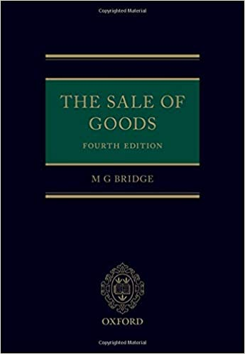 The Sale of Goods, 4th Edition - Original PDF