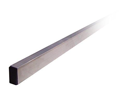"Bon Tool 22-494 Bon Aluminum Checker, 1"" x 2"" x 6'"