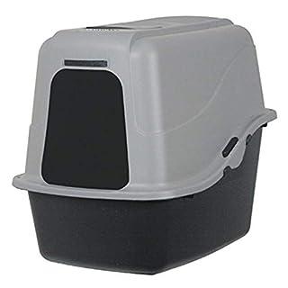 Petmate Hooded Litter Pan Set Large, Black/Gray (B000CMFVD2) | Amazon price tracker / tracking, Amazon price history charts, Amazon price watches, Amazon price drop alerts