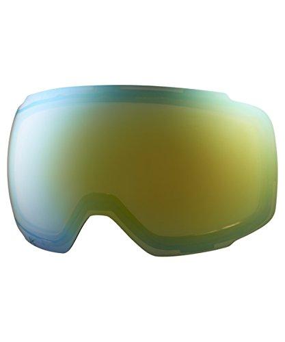 Anon M2 Replacement Goggle Lens Ski Snowboard Accessory New 2015 (Gold - Anon M2 Lenses