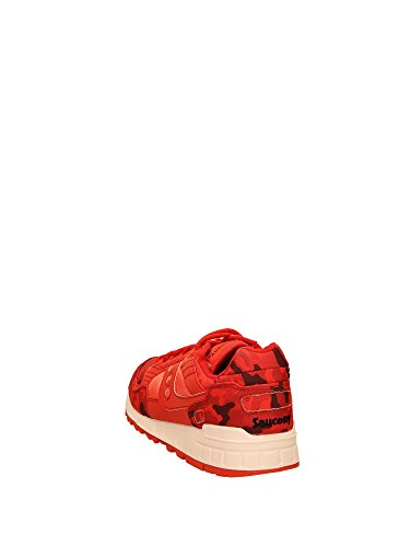 5000 Sneakers Basse Rosso Uomo Saucony Shadow 8xpwq7