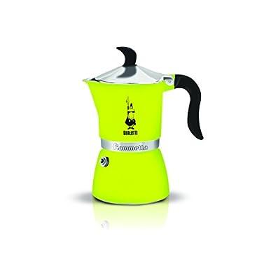 Bialetti 4791 Fiammetta Espresso Maker, Lime Green