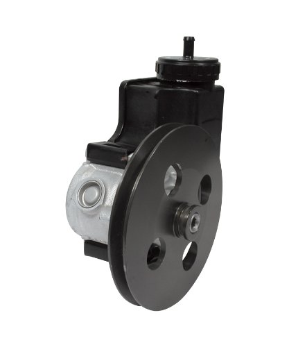 AGR Performance 802226P Steel Power Steering Pump/Pulley/Reservoir