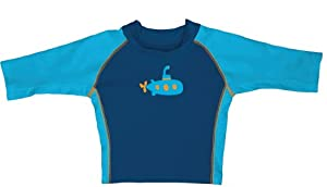 i Play Boys SPF Swimwear - Three Quarter Sleeve Rashguard