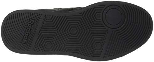 Grey black MEMT Solid Sneaker Us Reebok Club dhg Nero Classic Grigio BfqwSn0R