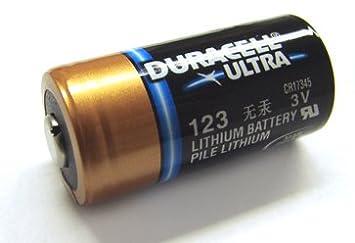 amazon 1 200 duracell ultra dl123 aリチウムcr123 a 3 vフォト