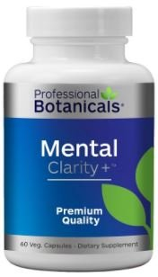 Mental Clarity Extra - Brain/Mental Clarity 60 ct