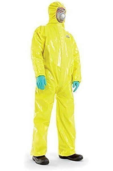 Honeywell líquido Dichter infektions Traje de protección Talla 3 X ...
