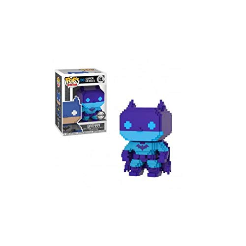 Funko Pop Batman Video Game Deco 8-Bit Pop! Vinyl Figure - N