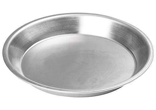 Winco APPL-11, 11-Inch Aluminum Pie Pan, NSF, Baking Pan, Bakeware