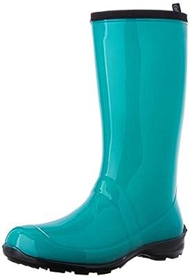 Kamik Women's Waterproof Vegan Heidi Rain Boot,