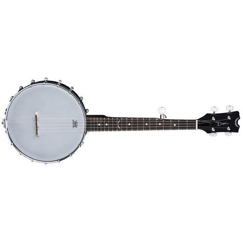 Dean BW MINI BKS Guitars Backwoods Mini Travel Banjo, BKS by Dean