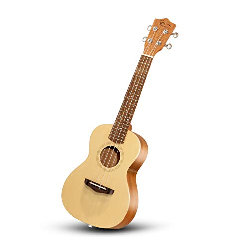 Hricane Ukulele Tenor 26 inch Mahogany Professional, used for sale  Delivered anywhere in USA