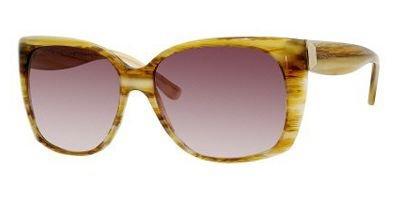 BALENCIAGA 0081/S 07Q1 HORN - Balenciaga Sunglasses Womens