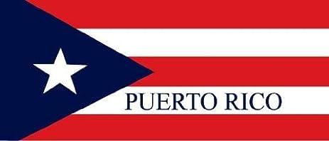 Puerto Rico Flag Beach Towel