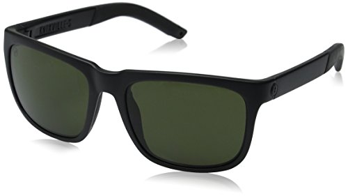 Electric Knoxville S Rectangular Sunglasses, Matte Black, 56 mm