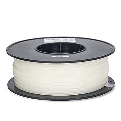 Inland 1.75mm PLA 3D Printer Filament - 1kg Spool (2.2 lbs)