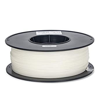 3d Printer Consumables Pla 3d Printer Filament White 1.75mm 1kg Great Quality Cheap New Worldwide