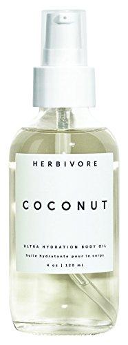 Herbivore Botanicals - All Natural Coconut Body Oil (4 oz | 120 - Coconut Botanicals