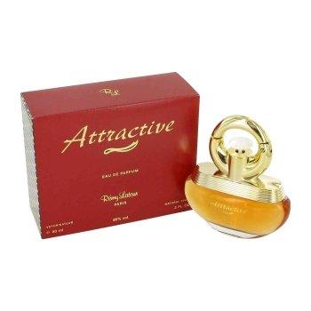 Attractive Red by Remy Latour Eau De Parfum Spray 2 oz