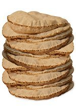 Against the Grain Gourmet Gluten Free Lebanese-style Pita Bread (Pack of 2) by Against The Grain